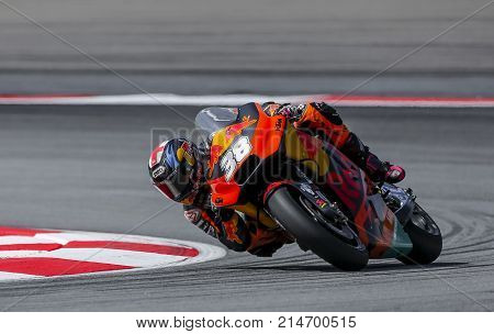 Bradley Smith Of Great Britain And Red Bull Ktm Factory Racing