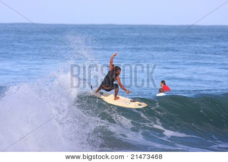 Surfer (Costa Rica)