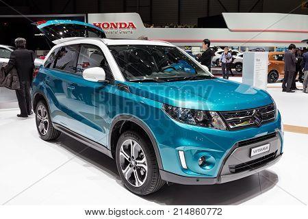 Suzuki Vitara Suv Car