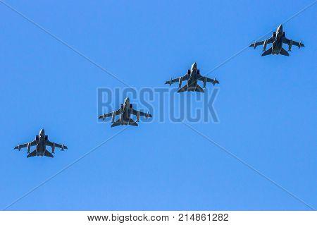 Royal Air Force Tornado Bomber Jet Plane
