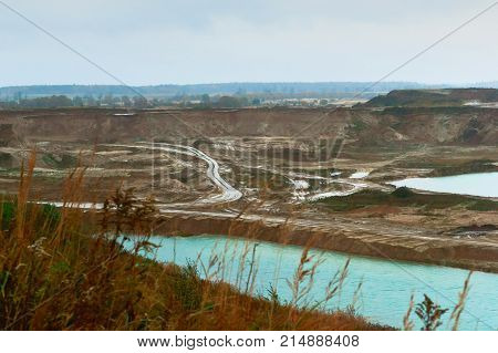 mining of building sand underwater method a dredger for skimming and washing of sand