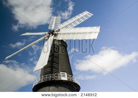Lincolnshire Windmill