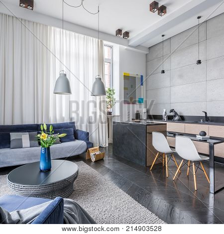 Multifunctional Apartment In New Style