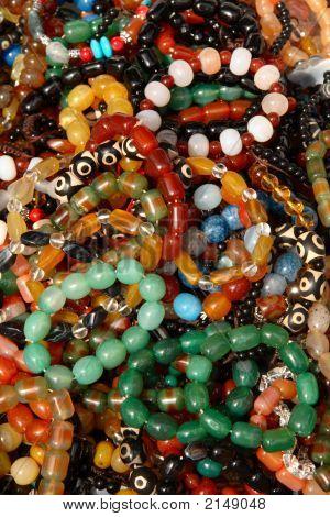 Tibetská náramky