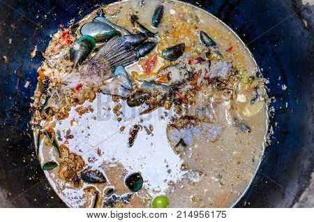 Food Waste: The Source Of Waste Polluted In The Earth