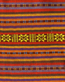 Vietnamese fabric design