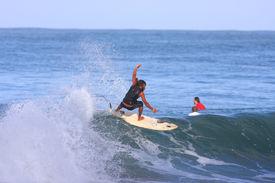 Surfer (Costa Rica)