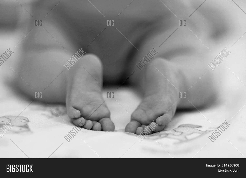 Small Plump Baby Feet Image Photo Free Trial Bigstock