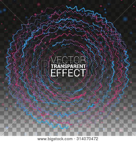 Design Elements Isolated On Transparent Background Vector Illustration Sound Wave. Music. Equalizer.