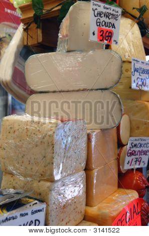 Gourmet Cheese Shop
