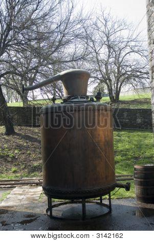 Bourbon Distillery