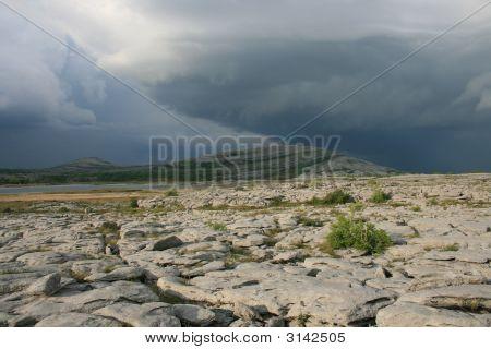 Burren Thunderstorm