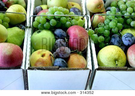 Fruit Baskets From Market Copy