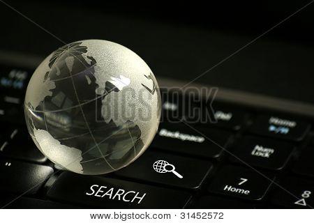 Web Search Concept