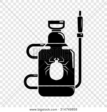 Pest Control Poison Icon. Simple Illustration Of Pest Control Vector Icon For Web