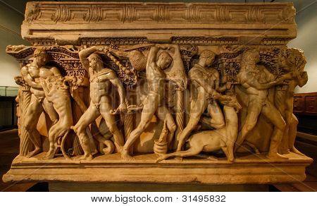 Heracles tomb at Konya