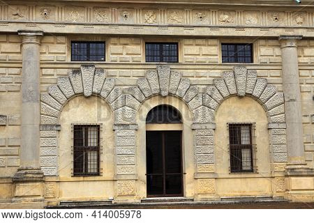 Mantova (mn), Italy - June 10, 2017: