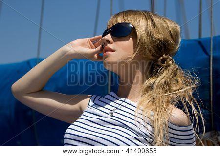 Sailor Woman