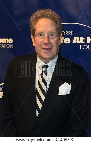 NEW YORK-JAN 24: New York Yankees announcer John Sterling attends the 10th Anniversary Joe Torre Safe At Home Foundation Gala at Pier 60, Chelsea Piers on January 24, 2013 in New York City.