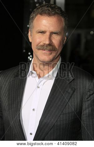 LOS ANGELES - JAN 23: Will Ferrell at the LA premiere of Paramount Pictures' 'Hansel And Gretel: Witch Hunters' at Grauman's Chinese Theater on January 24, 2013 in Los Angeles, California