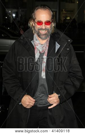 LOS ANGELES - JAN 23: Peter Stormare at the LA premiere of Paramount Pictures' 'Hansel And Gretel: Witch Hunters' at Grauman's Chinese Theater on January 24, 2013 in Los Angeles, California