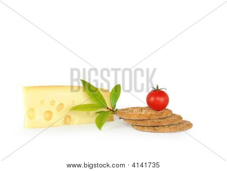 Cheese And Biscuit Snack