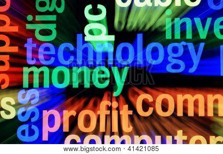 Technology Money Profit