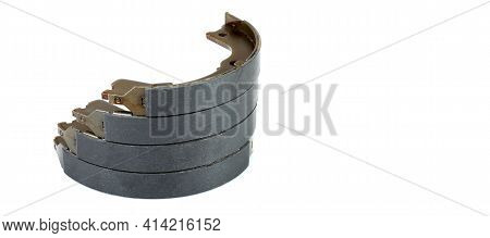 Brake Shoes For Drum Brakes, Spare Parts For Car Consumables For Service And Maintenance Of Vehicle,