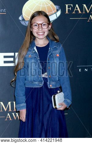 LOS ANGELES - MAR 24:  Emerson White at the 14th Family Film Awards at the Universal Hilton Hotel on March 24, 2021 in Universal City, CA