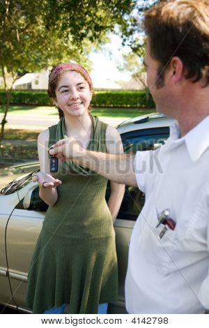 Keys For The Car