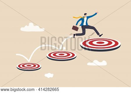 Aspiration And Motivation To Achieve Bigger Business Target, Advancement In Career Or Business Growt