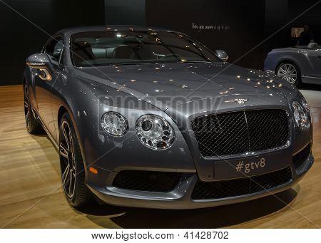 2013 Bentley Continental GT V8  (GTV8)