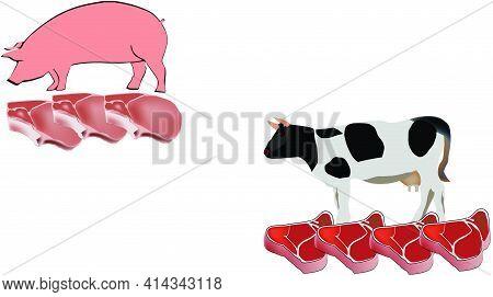 Beef And Red Pigmeat Beef And Red Pigmeat