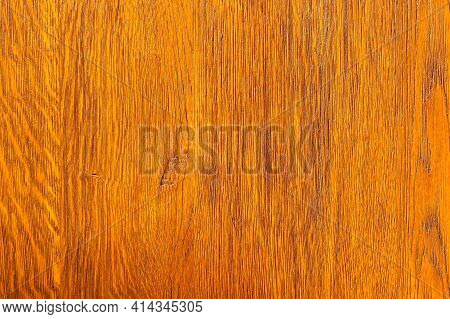 Texture Of A Damaged Wooden Panel As A Background
