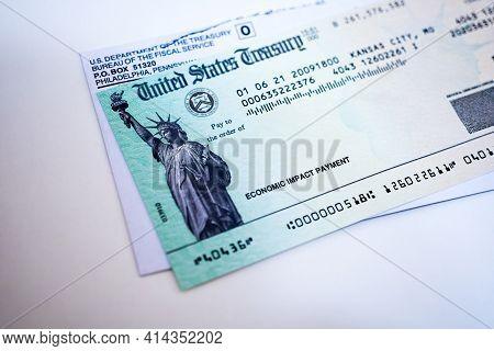 Corona Virus Covid 19 Economic Impact Payment Stimulus Check