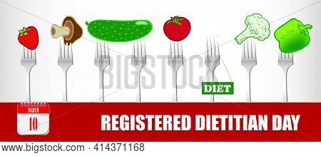 Card For Event March Day Registered Dietitian Day