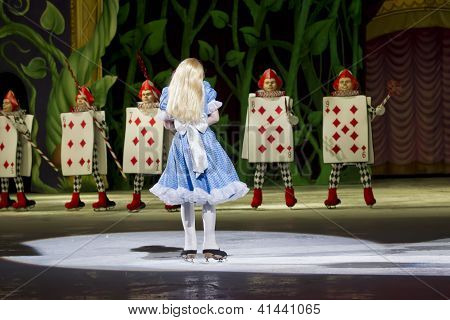 Card Soldiers And Alice