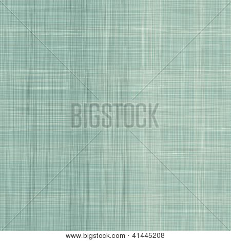 Old Seamless Fabric Texture Pattern In Blue