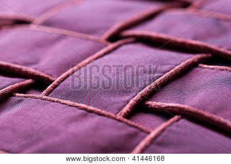 Violet Pillow