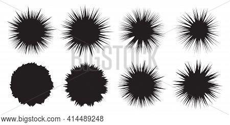 Burst Set. Star Collection. Splash Design Elements. Blast Objects. Sale Banners. Bangs Set. Vector I