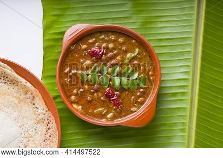 Appam Or Velliappam Or Kallappam  Or Paalappam, Tasty Delicious  Breakfast Item In South India And W