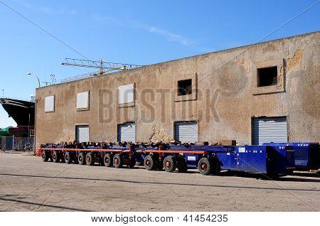 Truck Hauling