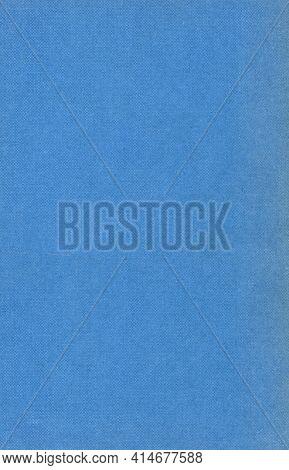 Light Blue Cardboard Texture Useful As A Background