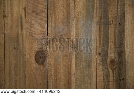 Background Of Old Weathered Natural Wooden Planks