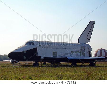 Ussr Buran Spacecraft