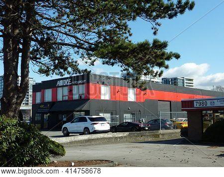 Richmond B.c Canada 03-30-2021 Picture In Richmond