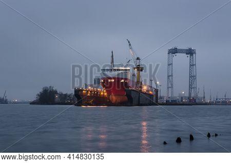 Repair Dock