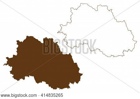 Freyung-grafenau District (federal Republic Of Germany, Rural District Lower Bavaria, Free State Of