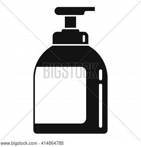 Antiseptic Hand Clean Icon. Simple Illustration Of Antiseptic Hand Clean Vector Icon For Web Design