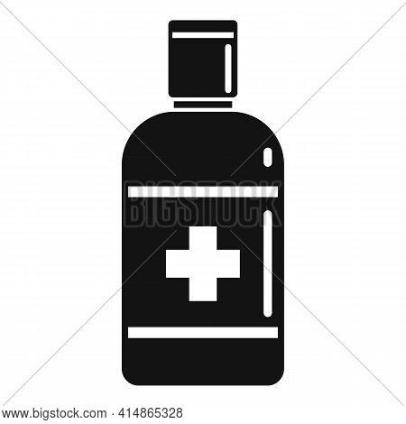 Antiseptic Hygiene Icon. Simple Illustration Of Antiseptic Hygiene Vector Icon For Web Design Isolat